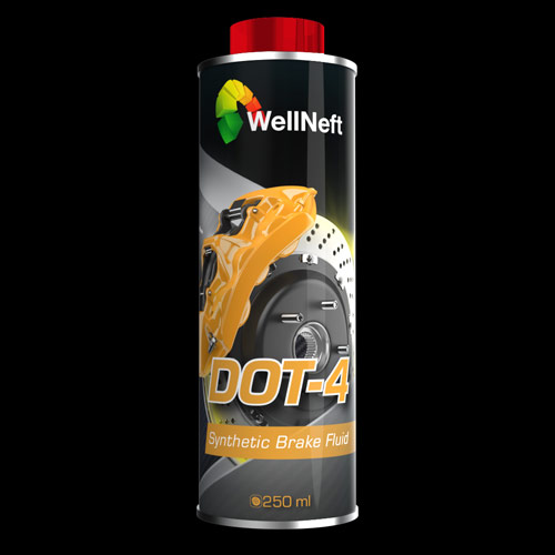 Wellneft DOT-4